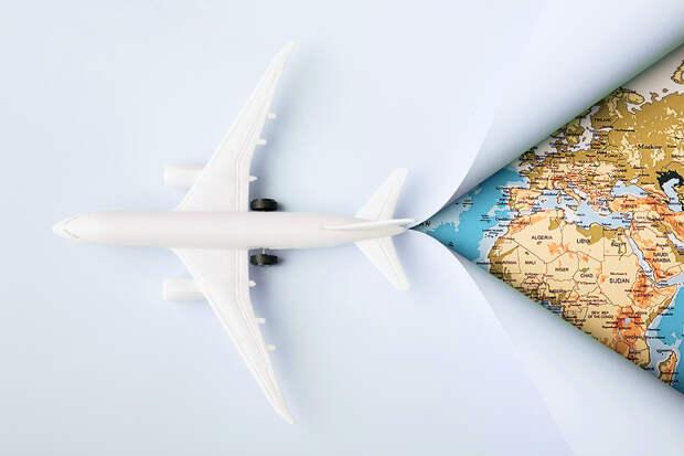 Росавиация выдала разрешение на полёты в 24 страны