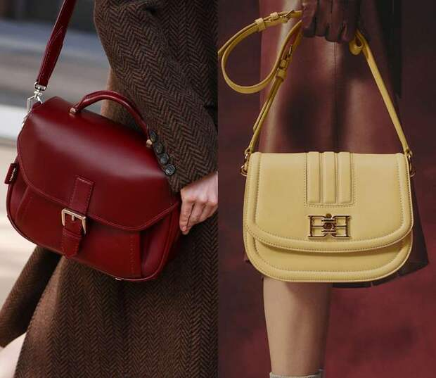 Модные сумки осень-зима 2021-2022