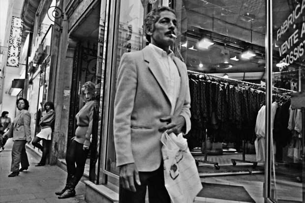 Труженицы секс-индустрии с улицы Сен-Дени. Фотограф Массимо Сормонта 6