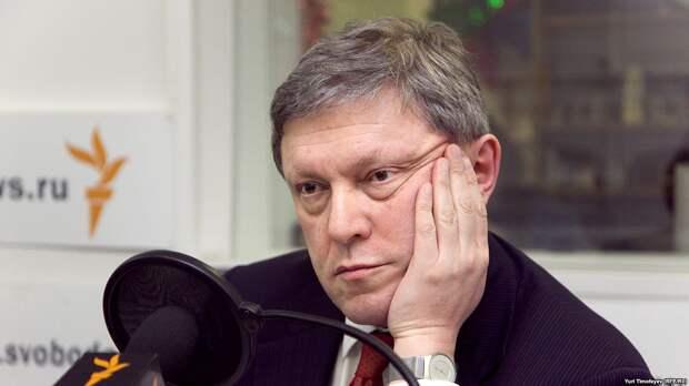 Явлинский объяснил, в чем настоящая причина санкций