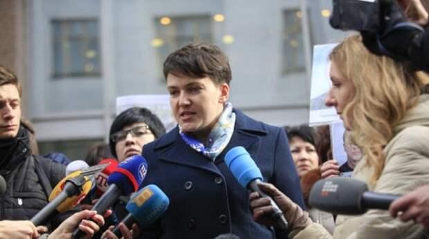 """""""Можно просто дурковать"""": Савченко нацелилась на пост президента Украины"""