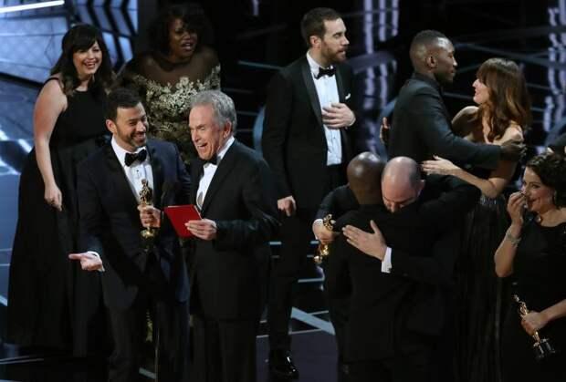 Все ведущие церемонии вручении наград премии «Оскар» с 1995 по 2017 год