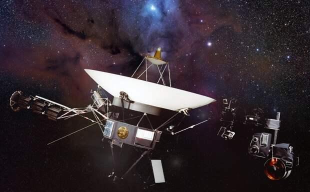НАСА восстановило связь с покинувшим Солнечную систему Voyager 2
