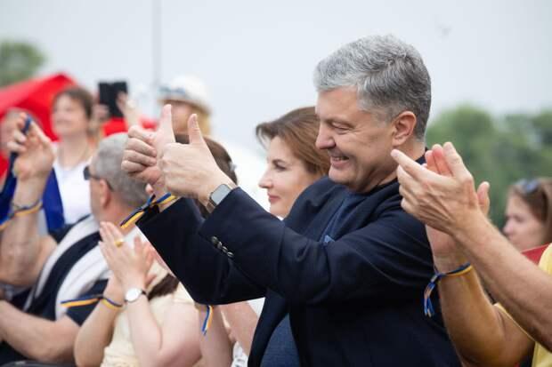 Порошенко хочет за год вернуть Крым Украине