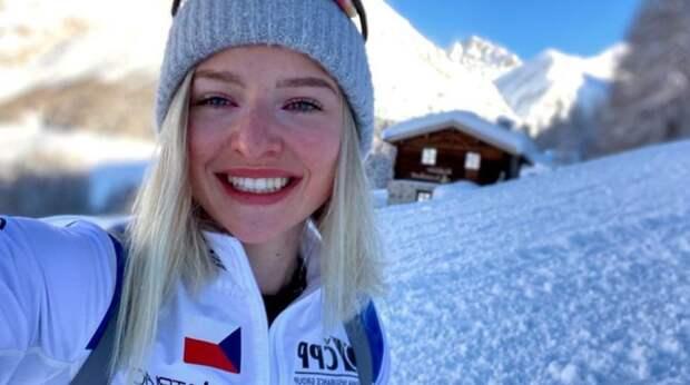 Чешская лыжница отключила комментарии в Instagram из-за оскорблений россиян