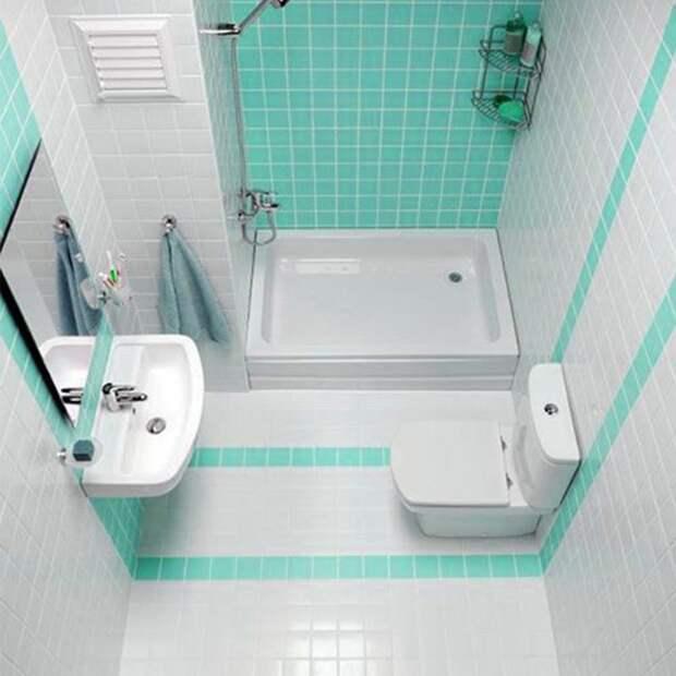 Как выжать из маленькой ванной максимум: 10 полезных советов