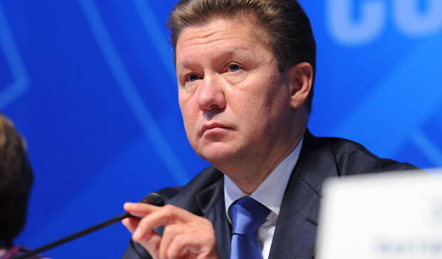 Алексей Миллер продолжит возглавлять «Газпром» еще минимум5 лет