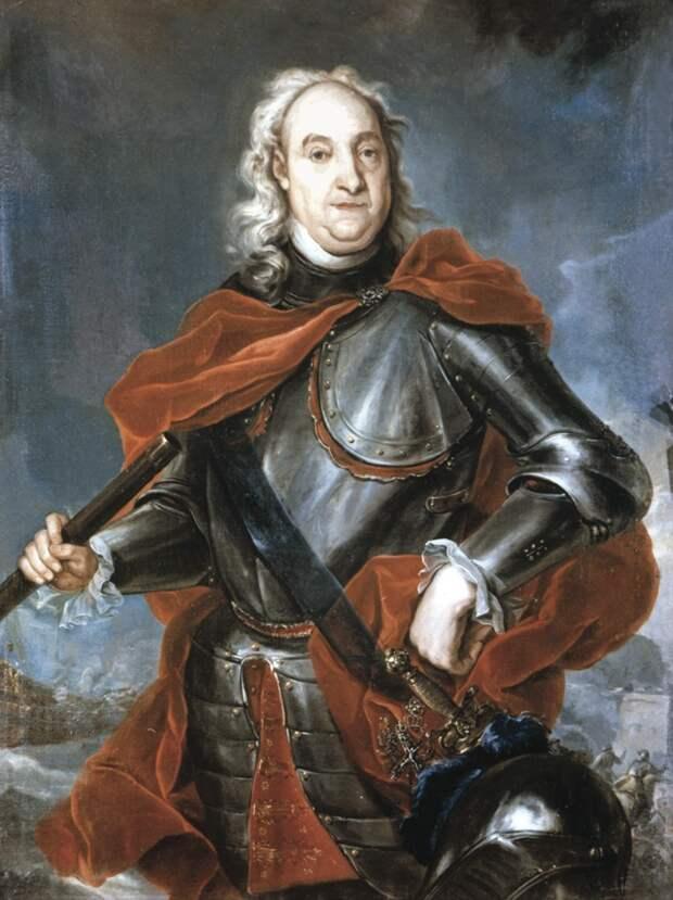 Фёдор Апраксин – адмирал Петра Великого