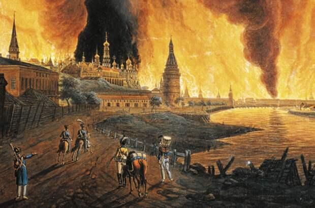Удивленный Россией: 5 вещей, которые ошарашили Наполеона в 1812 году военное, истории, факты