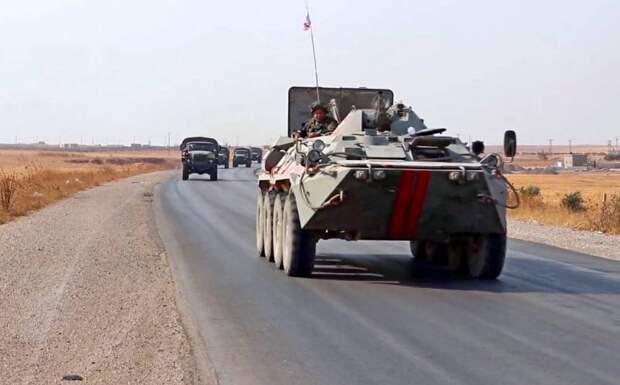 Террористы подорвали машину с российским подполковником в Сирии