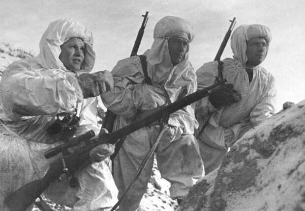 5 лучших снайперов в мировой истории по версии американского издания