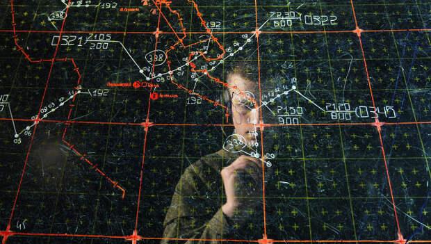 Крупномасштабные учения Военно-воздушных сил (ВВС) и войск противовоздушной обороны (ПВО). Архивное фото