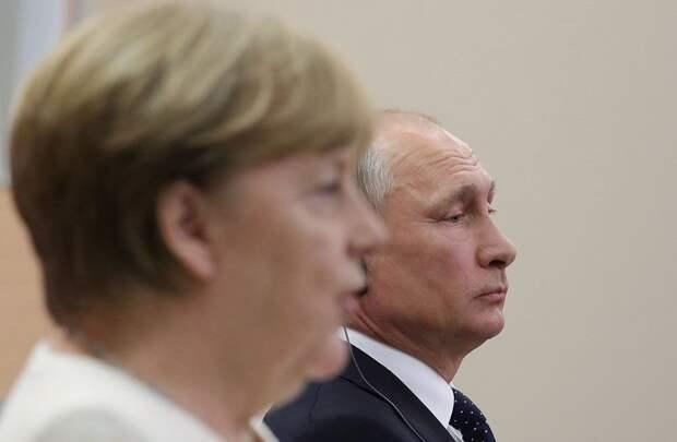 Почему Россия помогает Германии быть главной в Европе