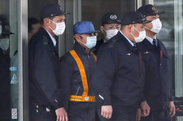 Карлоса Гона снова отправили в тюрьму после обещания раскрыть заговор в Nissan