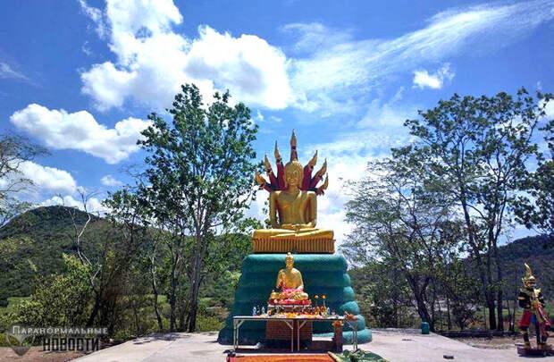 Инопланетяне сообщили посетителям тайского храма о том, что Третья Мировая война начнется в 2022 году