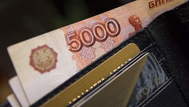 Самозанятым жителям Подольска начислили налоговый бонус более 12 тыс рублей