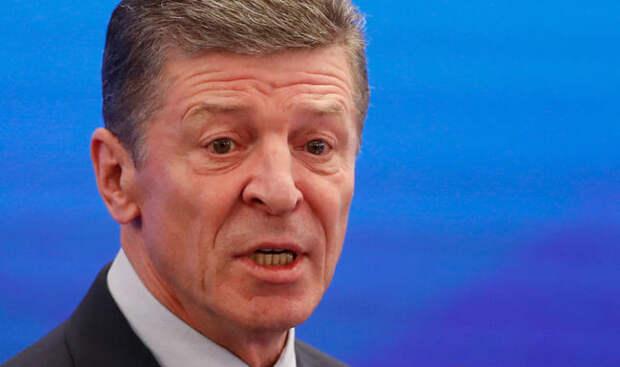 """""""Россия не будет вести переговоры"""": Козак дал жёсткий ответ Киеву"""