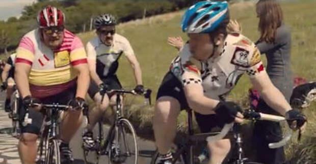 Британию охватило велосумасшествие