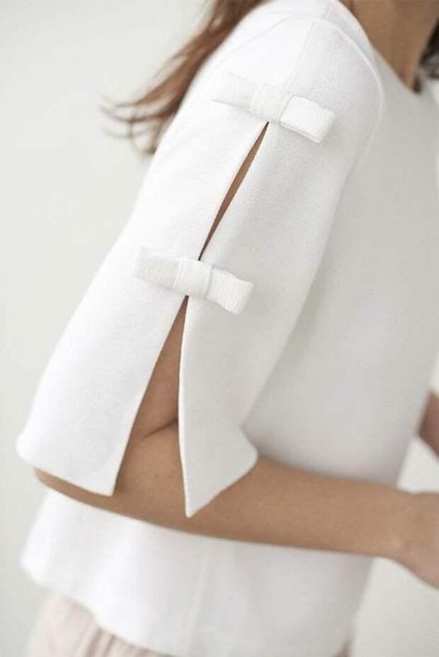 Как расширить рукав свитера (подборка)