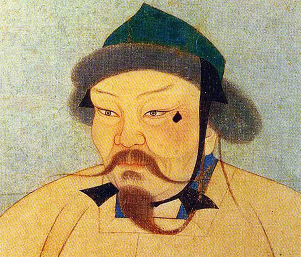 Неизвестный художник. Хан Угэдэй