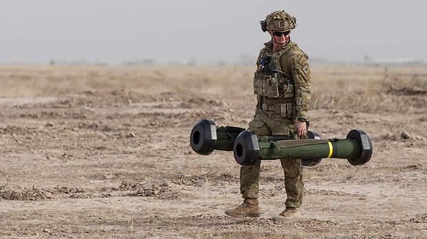 Вы просите Javelin, а сами экспортируете танки – американский генерал раскритиковал оборонный сектор Украины