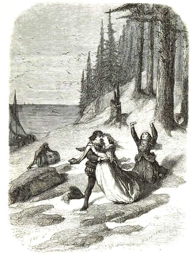 Что такое маронинг, или Неромантичная робинзонада, которой карали моряков вместо смерти