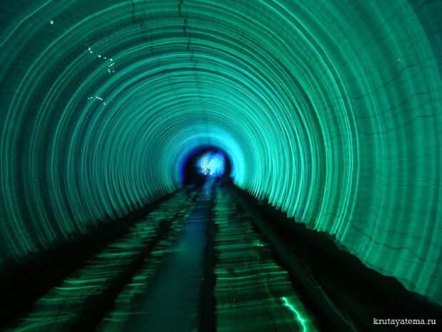 Туннель Bund Sightseeing