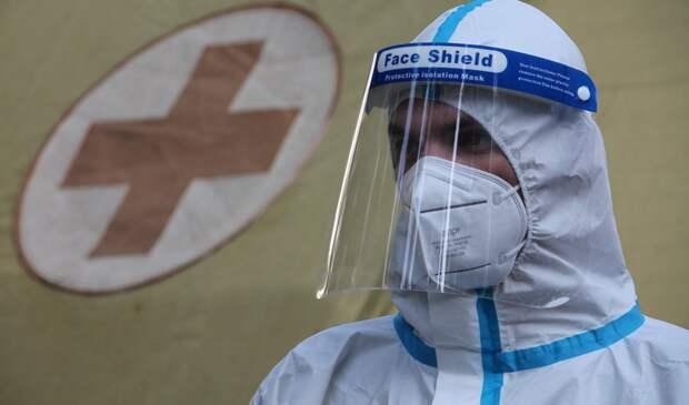 Российские военные подключились к борьбе с коронавирусом
