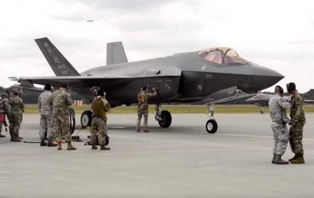 В США надеются рекордно быстро создать истребитель на замену F-35