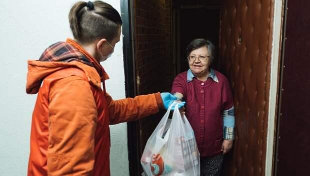 Волонтеры оказали помощь более чем 23 тыс жителей Подмосковья