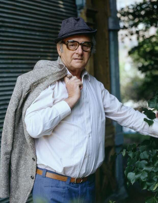 Исполнилось 100 лет со дня рождения чешского актёра Иржи Совака