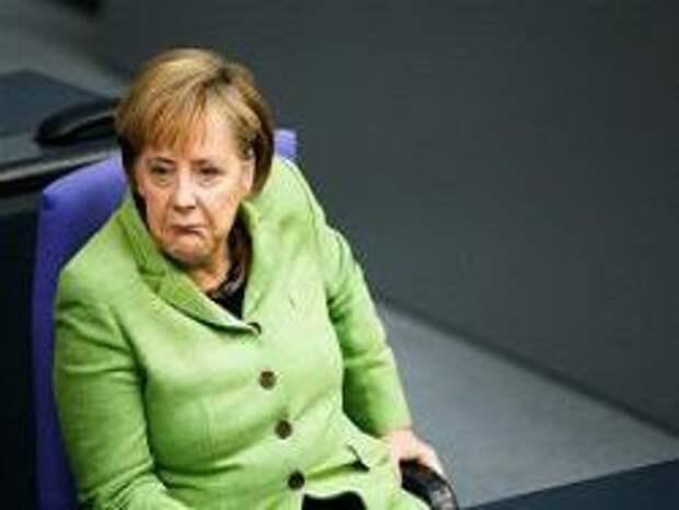 Новость на Newsland: Меркель рискует и проигрывает