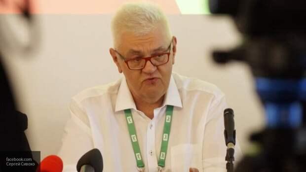 Сивохо объяснил, что будет с Национальной платформой примирения после его увольнения