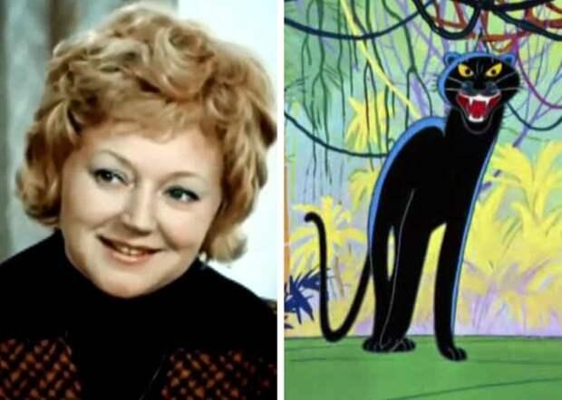 17 советских актеров, которые подарили свои голоса героям наших любимых мультфильмов