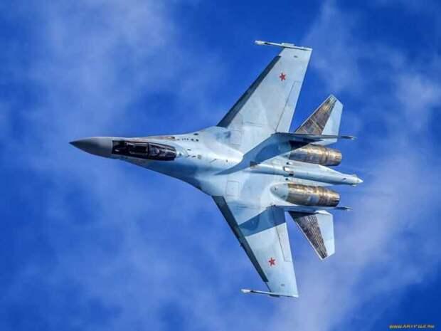 За отказом систем истребителей ВВС США в Сирии стоит Россия