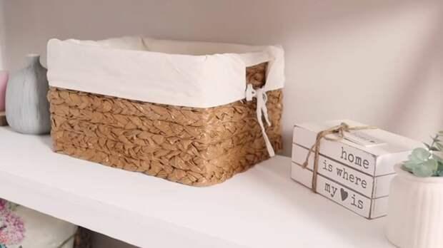 Как сделать плетёный декор для дома из бумаги