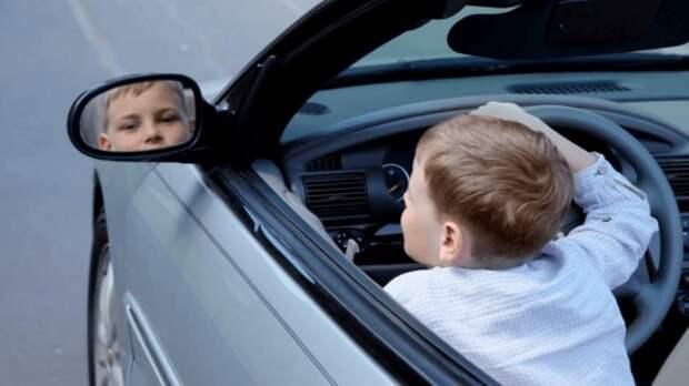 Несовершеннолетние лихачи: в России участились случаи ДТП с детьми, управляющими транспортными средствами