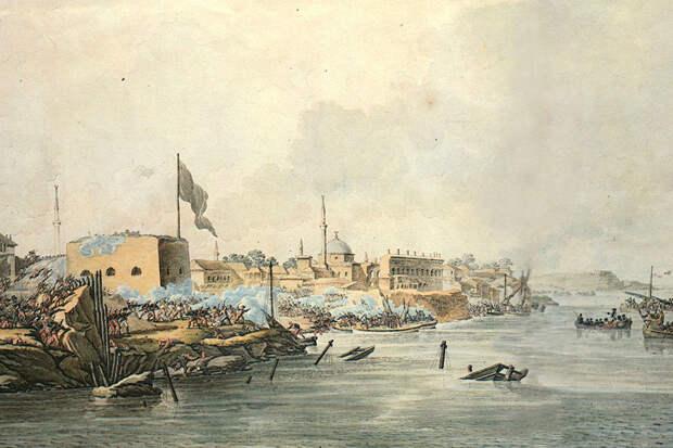 Штурм Измаила: русские войска взяли неприступную крепость 230 лет назад