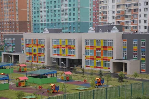 На Твардовского построят детский сад на 250 мест