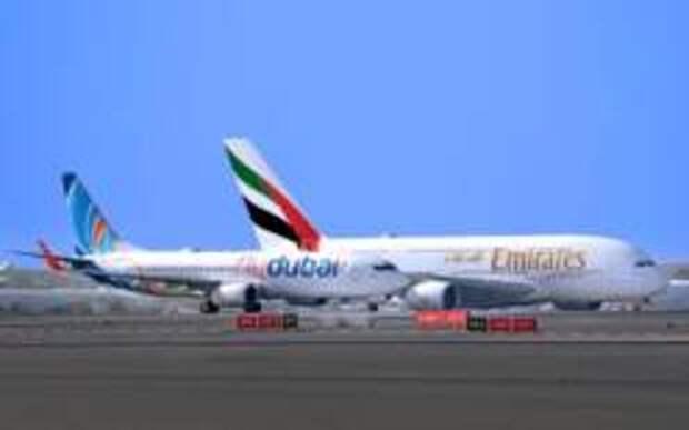 Сотрудничество Эмирейтс и flydubai достигнет новых высот