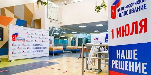 Голосование по поправкам в Москве прошло без серьезных нарушений