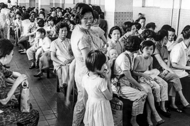 4 факта о том, как СССР удалось избежать мировой пандемии гонконгского гриппа