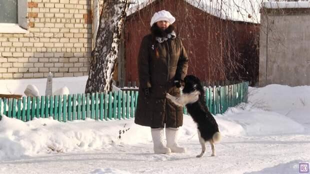 Он заплатил долги за пенсионерку, которая вылечила собаку в кредит