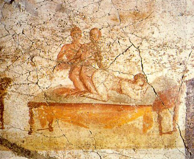 """""""Сексуальный кодекс"""" Римской империи"""