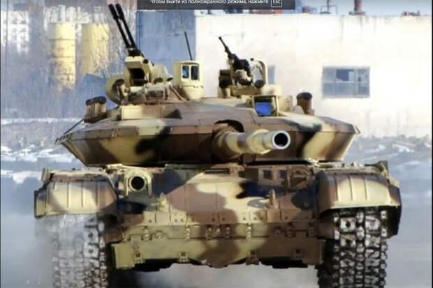 Украинский Т-64Е планировали вооружить двухствольной зенитной пушкой