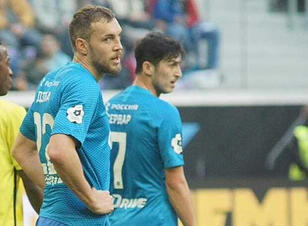 Сергей Семак назвал тройку лучших игроков «Зенита»