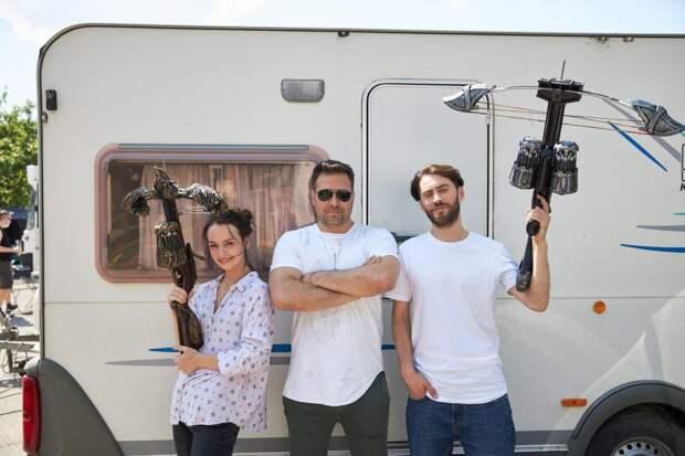 IQOS завершил съемки фильма в рамках проекта «Настоящие истории»