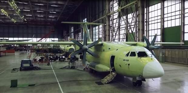 Затянувшийся взлет: История самолета Ил-112В