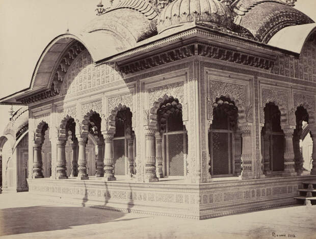Albom fotografii indiiskoi arhitektury vzgliadov liudei 59