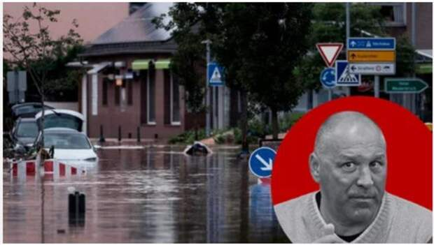 Библейский потоп: за чьи грехи расплачиваются жители Германии, утопленные в собственных домах